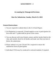 EMBA_Assignment_I_March 17_2018.docx