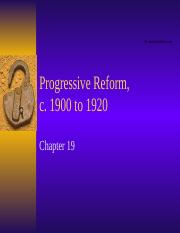 6 Progressive+Reform%2C+++++++++++++++c.+1900+to+1920
