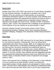 Paulo Freire Research Paper Starter - eNotes.pdf