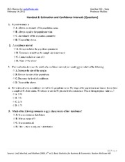 08 Question-Answer Sheet