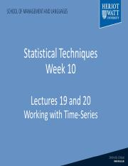 C08QU_ST_Week 10_L19_L20_Time Series_Tutor Slides.pdf