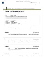 Review Test Submission_ Quiz 2 – UML Business Ethics - .
