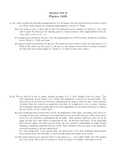 Problem Set 8 Solution Fall 2012 on Introduction to Condensed Matter Physics
