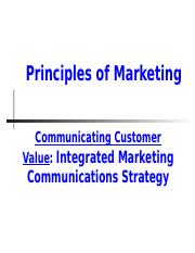 Principles of Marketing - Chapter 14.ppt