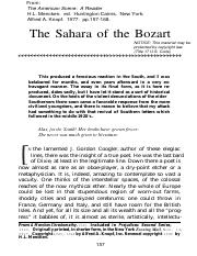 The Sahara of the Bozart - Mencken (1) (1).pdf