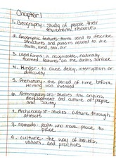 History of Religion and Society Notes