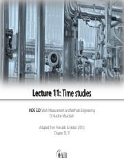 Lecture 11 - Time studies.pdf