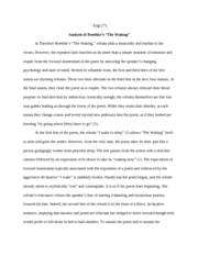 Engl 271_The Waking Essay