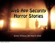web-app-security-30-mins-090307035413-phpapp02