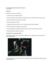 lymphatic system study guide Document readers online 2018 lymphatic system and immunity study guide answers lymphatic system and immunity study guide answers - in this site is not the thesame as a solution.