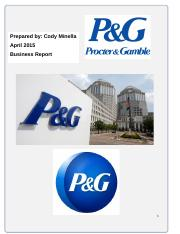 Cody P&G Business Report.docx