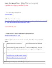 research design worksheet.docx