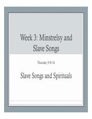 PPT 9-8-16 (Slave Songs and Spirituals).pdf