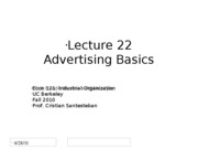 Lecture22_Advertising_Econ121_Fall2010