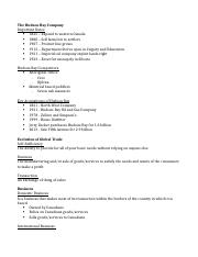 Business Test 1 Notes