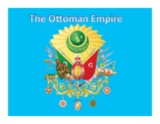 Ottoman lecture powerpoint-1