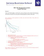 MEC 601 Sample Excercises and Answers (1).doc