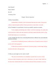Arnol Spaniol Chapter 1 review questions .docx