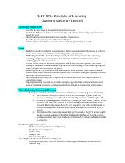 MKT-100-Principles-of-Marketing-Chapter-4-Notes