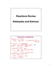 Reaction Review