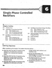prof.samir-Single Phase Controlled Rectifier