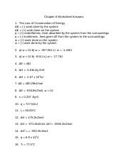 1411Chapter 6 Worksheet Answers (1).doc