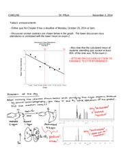 Hydroboration-Oxidation reaction Notes
