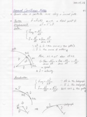 Dynamics_01_General_curvilinear_motion