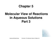 Chem 1110 Ch5 Part 3