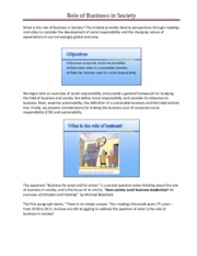 What is the role of Business in Society NOTES.pdf