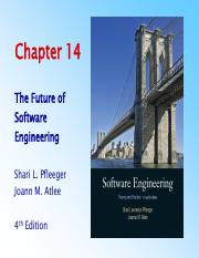 Chapter 14 The Future of Software Engineering