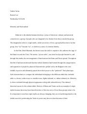 Ethnicity and Nationalism PAPER 2.docx