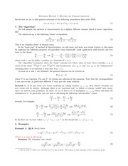 Math 337 Midterm Review 1