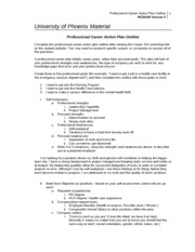 program reflection for hcs 449 Hcs 449 n week 2 ia program reflectionzip description reviews (2) this tutorial contains 3 response to this sheet complete the university of material: program reflection located on the student website.
