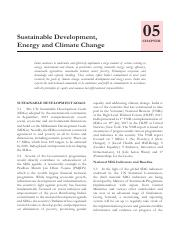 5 V2 Sustainable Development, Energy and Climate Change.pdf