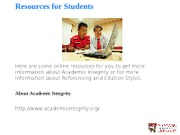 Year 1 Academic Integrity Module_Resources