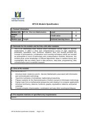 MT131 Module Specification.pdf
