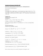 Solutions - Earth Pressures -CIVE1108 -20014_2
