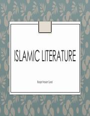 Session+10+Islamic+Literature
