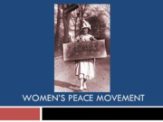 Women's Peace Movement PowerPoint.pdf