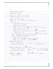 Comm Std M144A Lecture 2 Notes