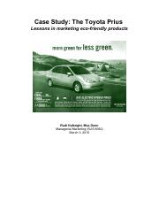 Prius_Marketing_Case_Study
