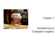 Lecture1-1_16827_Introduction and applications of computer graphics