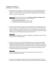Assignment - INVESTMENTS (1)