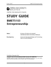 BMET5103_Entrepreneurship_Full_Version