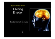 8th Lecture- Eliciting Emotion [Compatibility Mode]