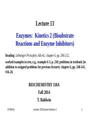 LEC13 EnzymeKinetics2 Bisubstrate_Inhibition~