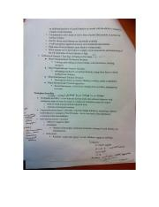 Review sheet for exam in Workplace Agression