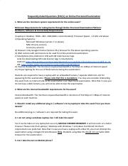 Annexure 8 - FAQ's on Online Proctored Examination.docx.pdf
