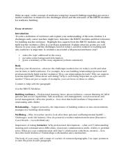 Phd dissertation proposal collection;fieldOfStudies